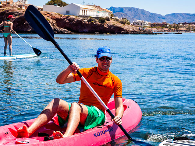 Excursiones kayak